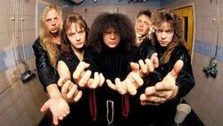 Candlemass-band