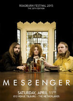 Roadburn 2015 - Messenger