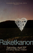 Roadburn 2013 - Raketkannon