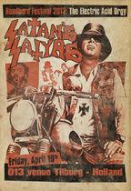 Roadburn 2013 - Satan's Satyrs - Friday
