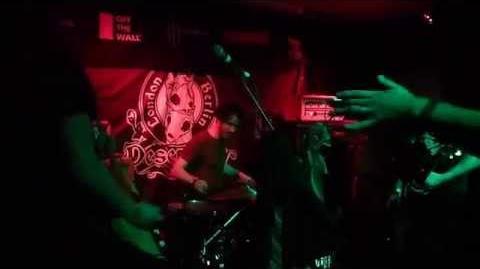 The Cosmic Dead @ Desertfest London 2014