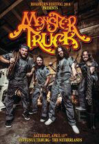 Roadburn 2014 - Monster Truck