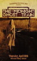 Roadburn 2013 - The Midnight Ghost Train