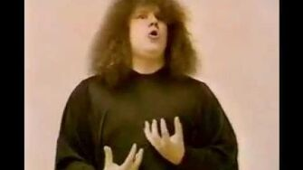 "Candlemass - ""Mirror Mirror"" Official Video (1988)"