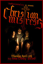 Roadburn 2012 - Christian Mistress