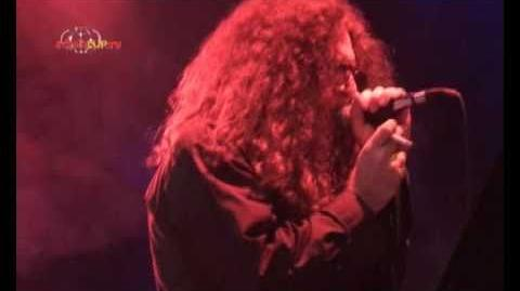 Deathrow (ex-Pentagram) feat. Eric Wagner at Hammer of Doom 2009 - streetclip