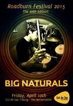 Roadburn 2015 - Big Naturals