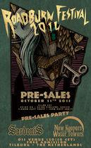 Roadburn 2014 - Pre-Sales Party