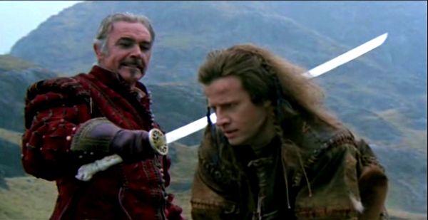 Image result for Highlander beheading