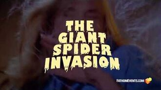 RiffTrax Live Giant Spider Invasion - in theaters Aug 15 20