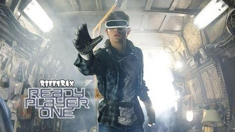 RiffTrax Ready Player One - now on the RiffTrax App!