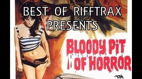 Best of RiffTrax Bloody Pit of Horror
