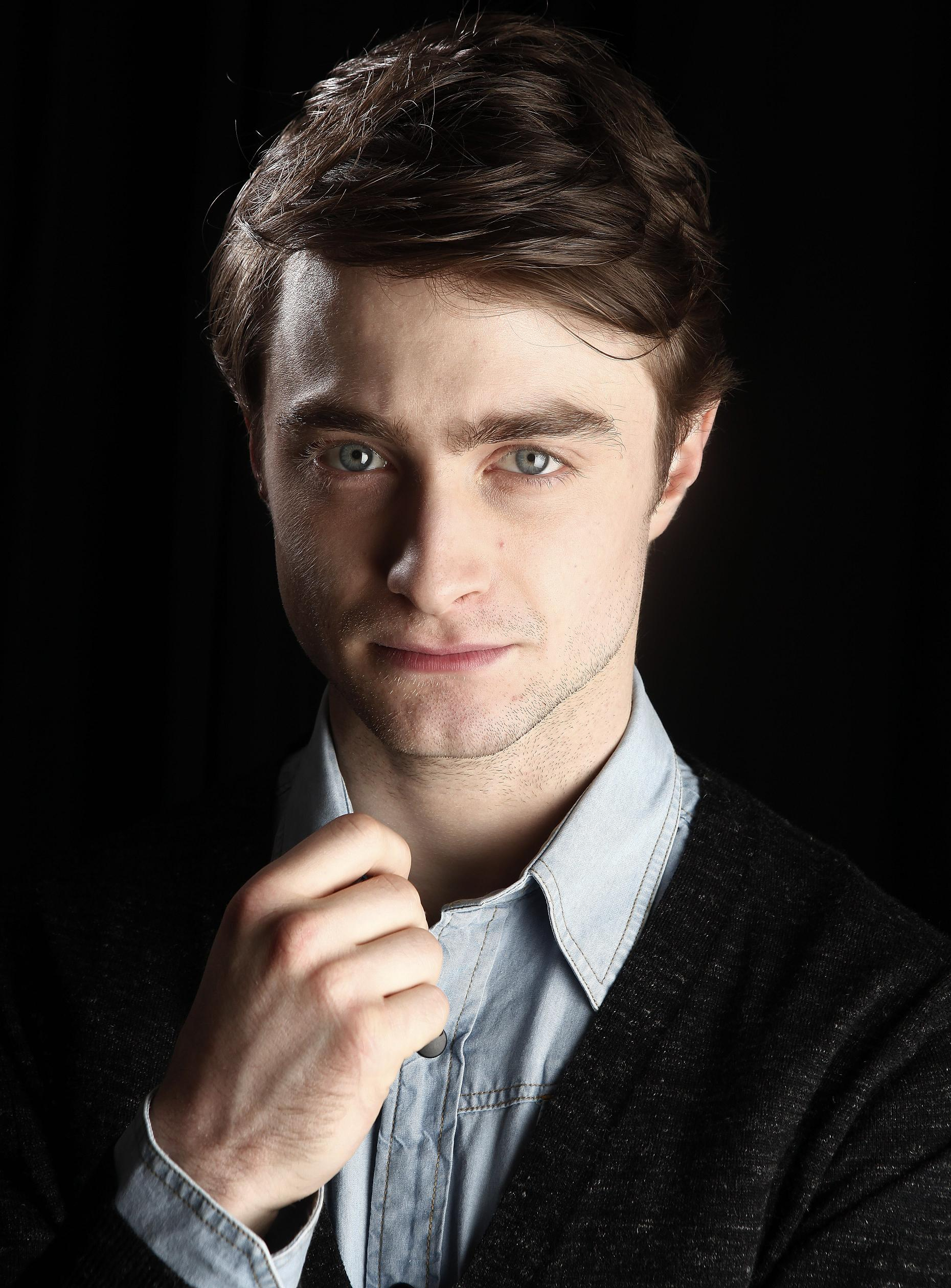 Picture about daniel jacob radcliffe all about man and male - Daniel Radcliffe Horns