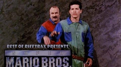 Best of RiffTrax Super Mario Brothers Movie