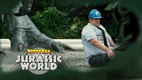 RiffTrax JURASSIC WORLD (Preview Clip)-0