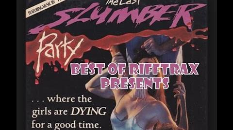 Best of RiffTrax The Last Slumber Party