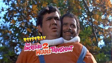 RiffTrax THE INCREDIBLE 2-HEADED TRANSPLANT (Preview Clip)