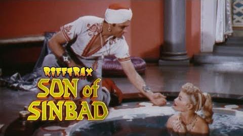 RiffTrax Son of Sinbad (Preview)