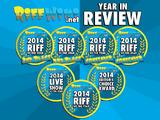 RiffWiki.net 2014 Year in Review