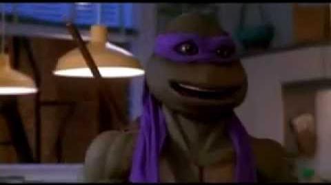 Cinester Theater Presents Teenage Mutant Ninja Turtles 2