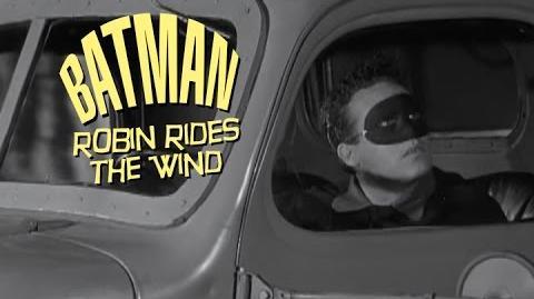 Batman Robin Rides the Wind (RiffTrax Trailer)