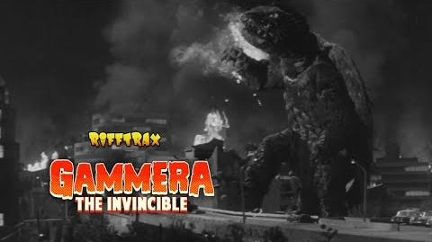 RiffTrax Gammera the Invincible (Preview)
