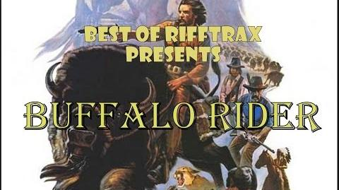 Best of RiffTrax Buffalo Rider