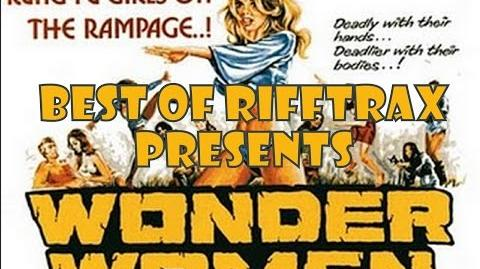 Best of Rifftrax Wonder Women