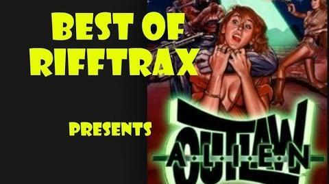 Best of Rifftrax Alien Outlaw