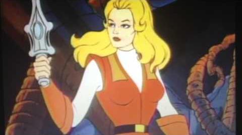 He-man & She-ra Secret of the Sword Trailer 1