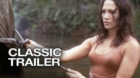 Anaconda (1997) Official Trailer 1 - Jennifer Lopez Movie HD-0