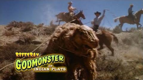 RiffTrax Godmonster of Indian Flats (Preview)