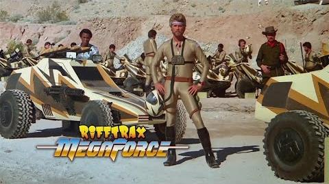 RiffTrax MEGAFORCE (Preview Clip)
