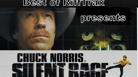 Best of RiffTrax Silent Rage