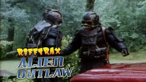 RiffTrax ALIEN OUTLAW (preview)