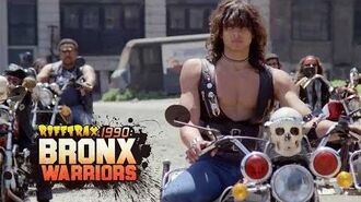 RiffTrax 1990 Bronx Warriors