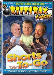 Rifftrax shorts to-go lo