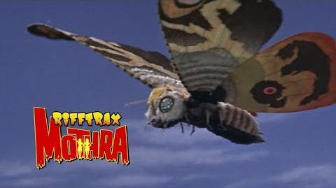 RiffTrax - Mothra (Preview Clip)-0