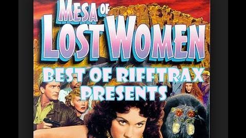 Best of RiffTrax Mesa of the Lost Women