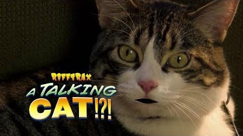 RiffTrax A Talking Cat!?! Now Available!