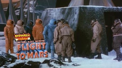 Flight to Mars with Matthew J. Elliott and Ian Potter (Preview)