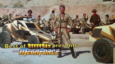 Best of Rifftrax Megaforce