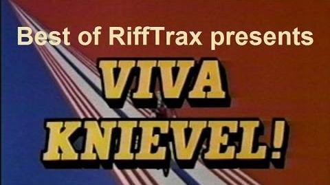 Best of RiffTrax Viva Knievel!