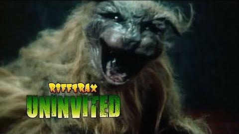 RiffTrax UNINVITED (Preview clip)