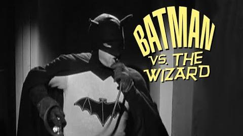 Batman Vs. The Wizard (RiffTrax Preview)