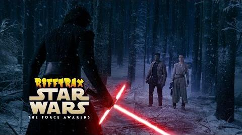 Star Wars The Force Awakens (RiffTrax Trailer)
