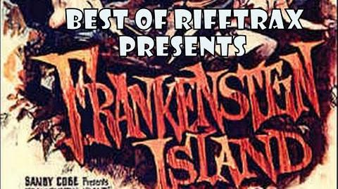 Best of RiffTrax Frankenstein Island