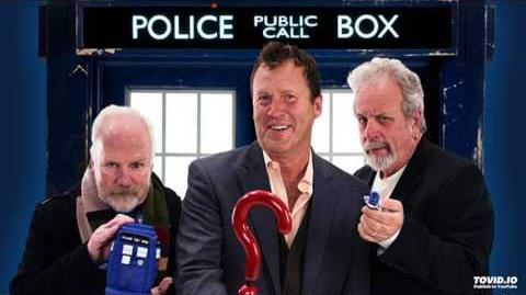 Podcast - Talkin' RiffTrax Doctor Who - The Five Doctors