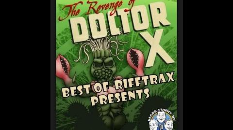 Best of RiffTrax Revenge of Dr. X