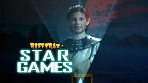 RiffTrax STAR GAMES (Preview) RiffTrax.com Star-Games